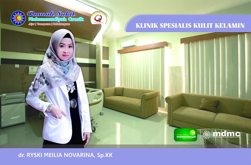 Dokter Spesialis Kulit Kelamin RS Muhammadiyah Gresik