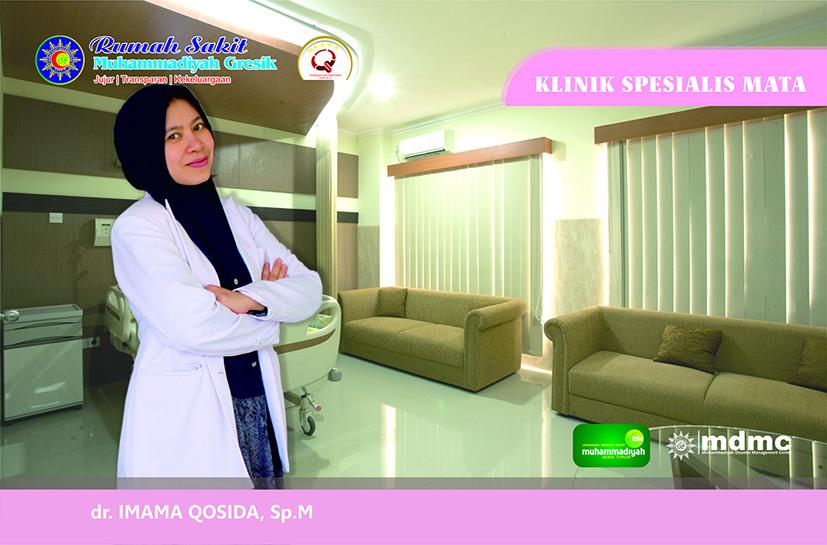 Dokter Spesialis Mata RS Muhammadiyah Gresik